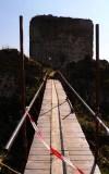 Šarišské Hradné Hry 2011  - Centrálna veža - donjon