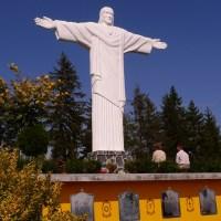 Výlet ku Soche Krista v obci Klin - 2011