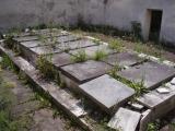 Židovský cintorín - hroby