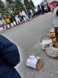 Svätenie Veľkonočných jedál